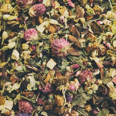Zen herbal tisane