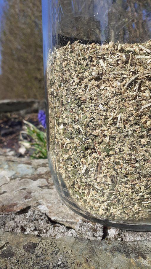 Flu fighter herbal tea