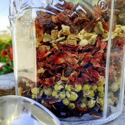 Yin & Tonic Herbal Tea