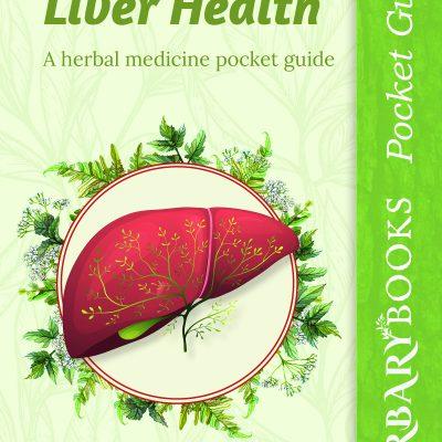 Herbs& liver health book