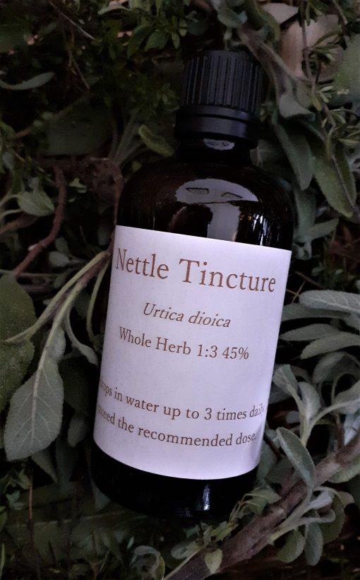 Nettle tincture